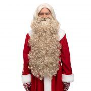 Борода Сніжна Блонд L