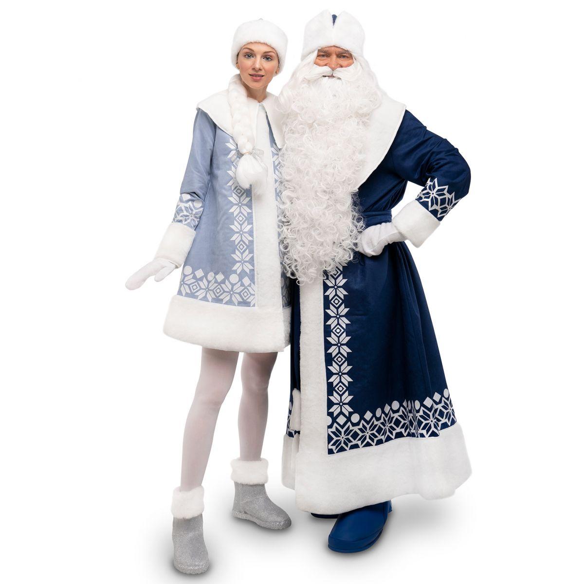 Костюм Діда Мороза Етнічний