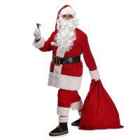 Костюм Санта Клауса Казковий