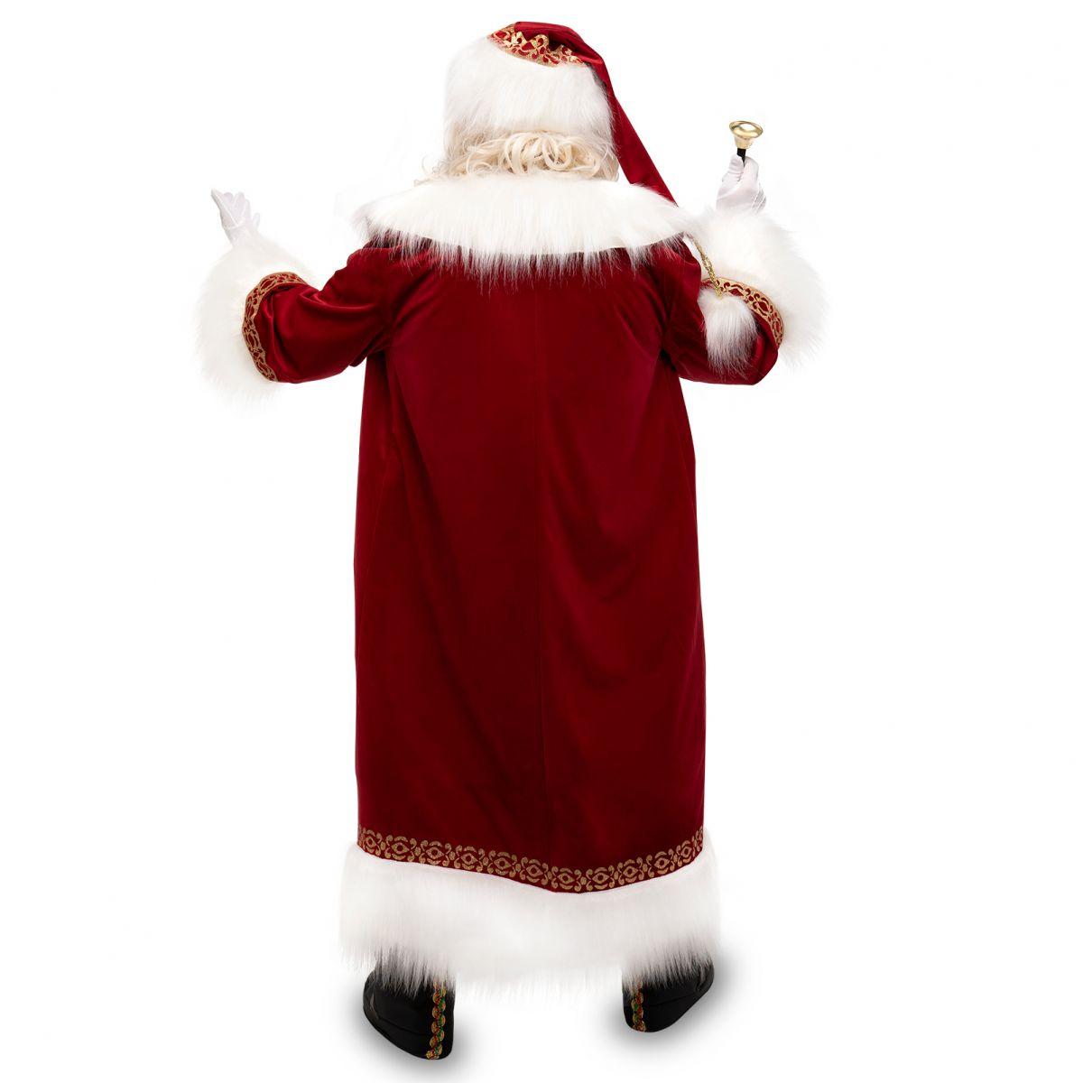 Костюм Санта Клауса Різдвяний