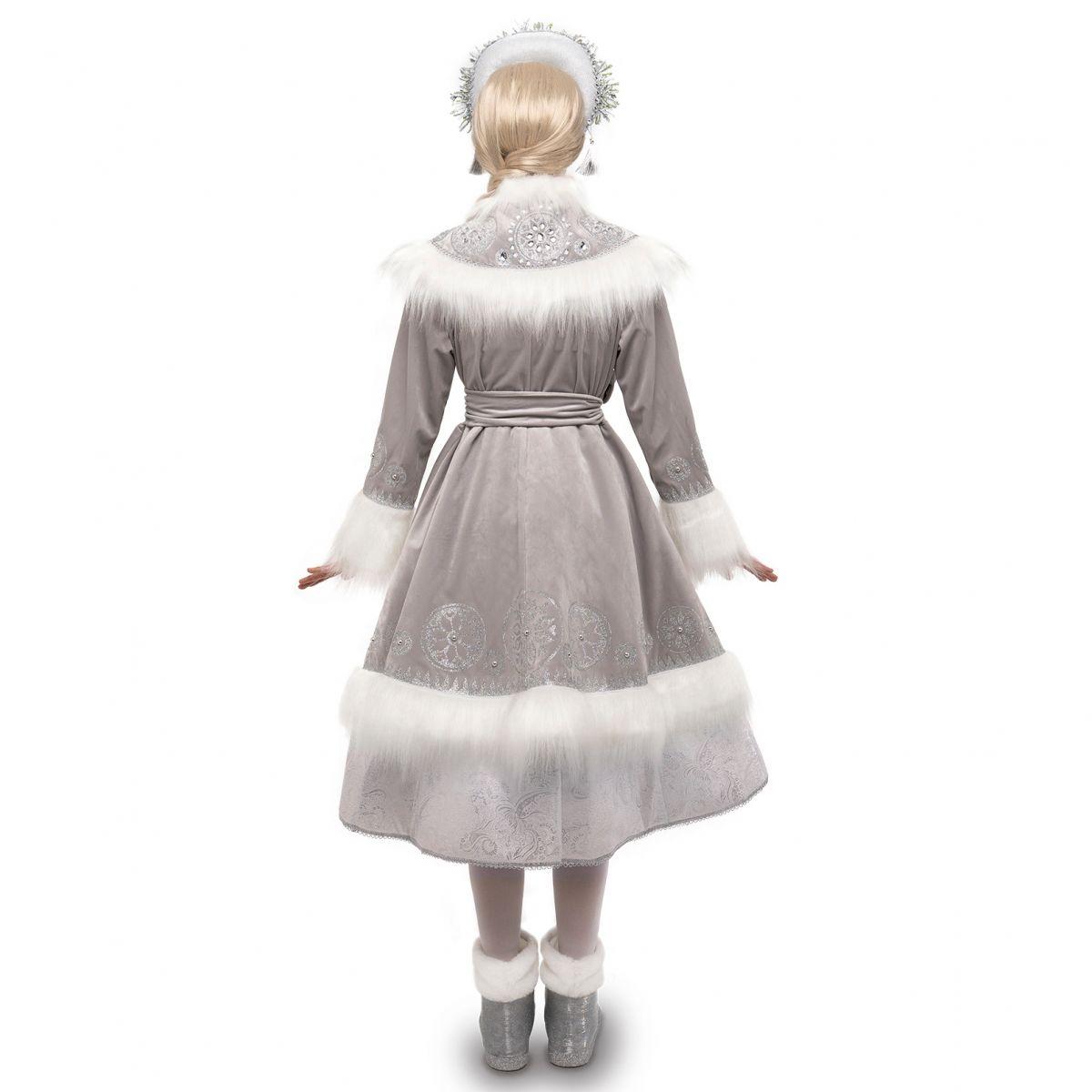 Snow Maiden Costume Icy