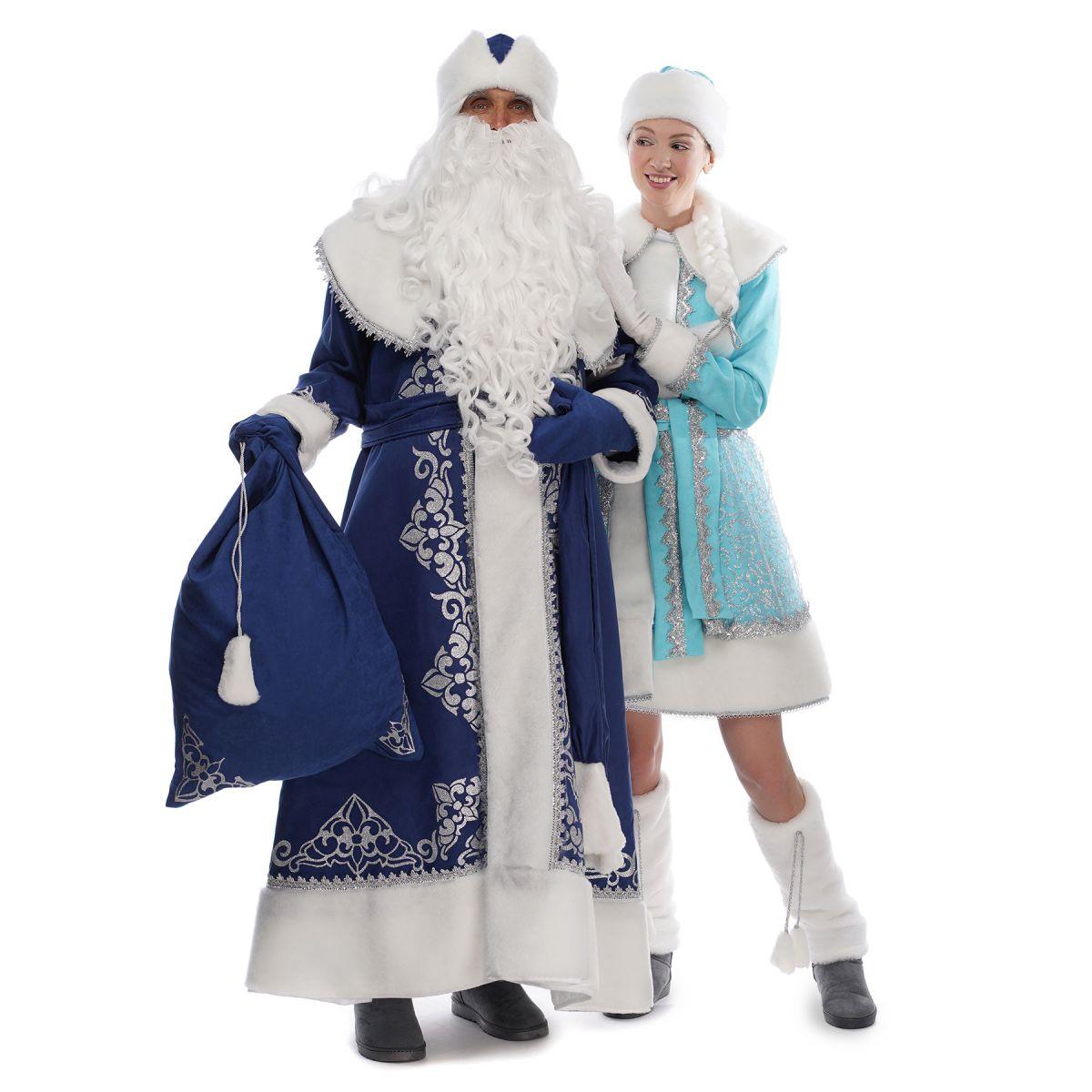 Костюм Снігуроньки Зіркова (Sale)
