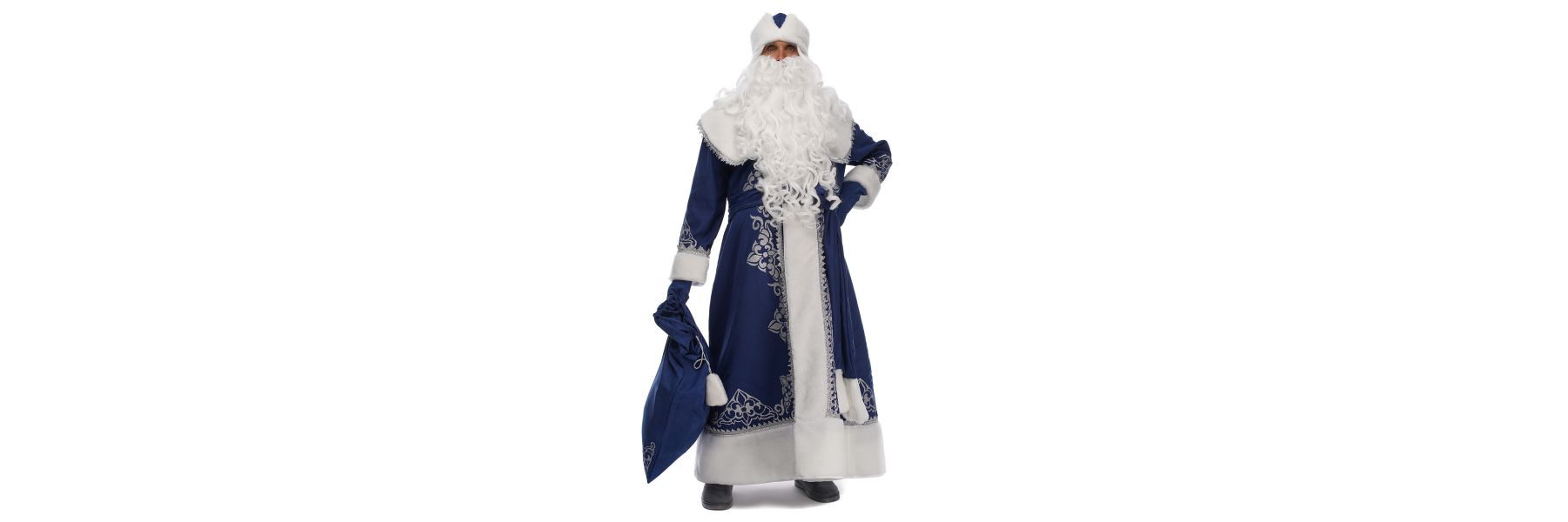 The perfect outfit for a New Year's wizard: features of choosing a Santa Claus costume