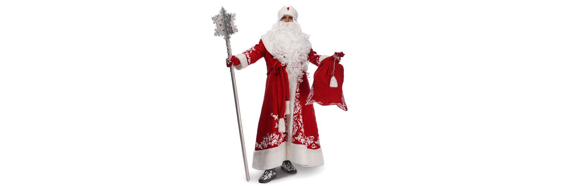 How to make a Santa Claus costume yourself: we create the magic of the holiday together