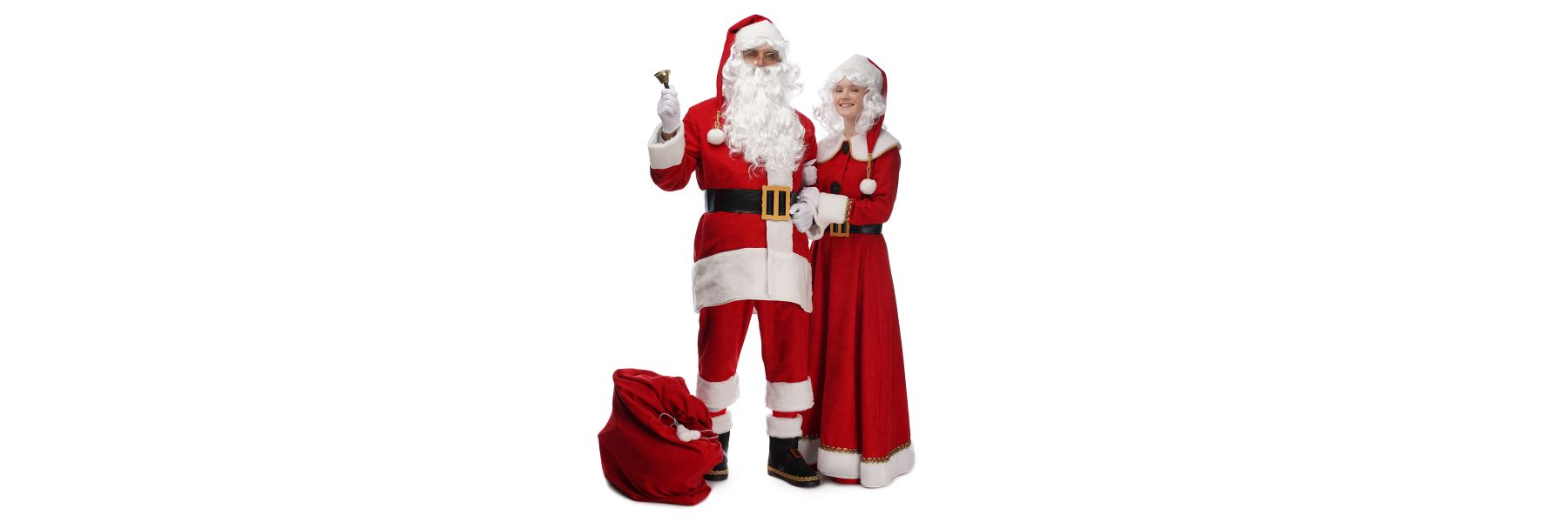 The main character of the New Year: acquaintance with Santa Clauses of different continents