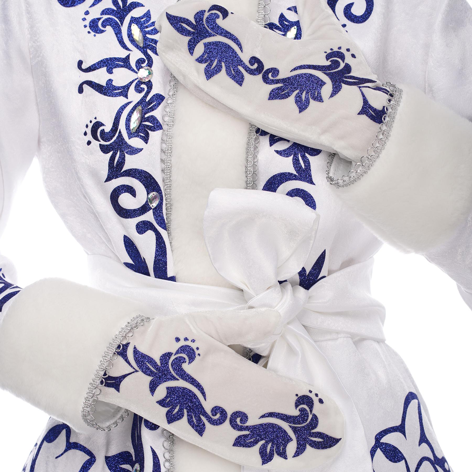 Snow Maiden's warm mittens