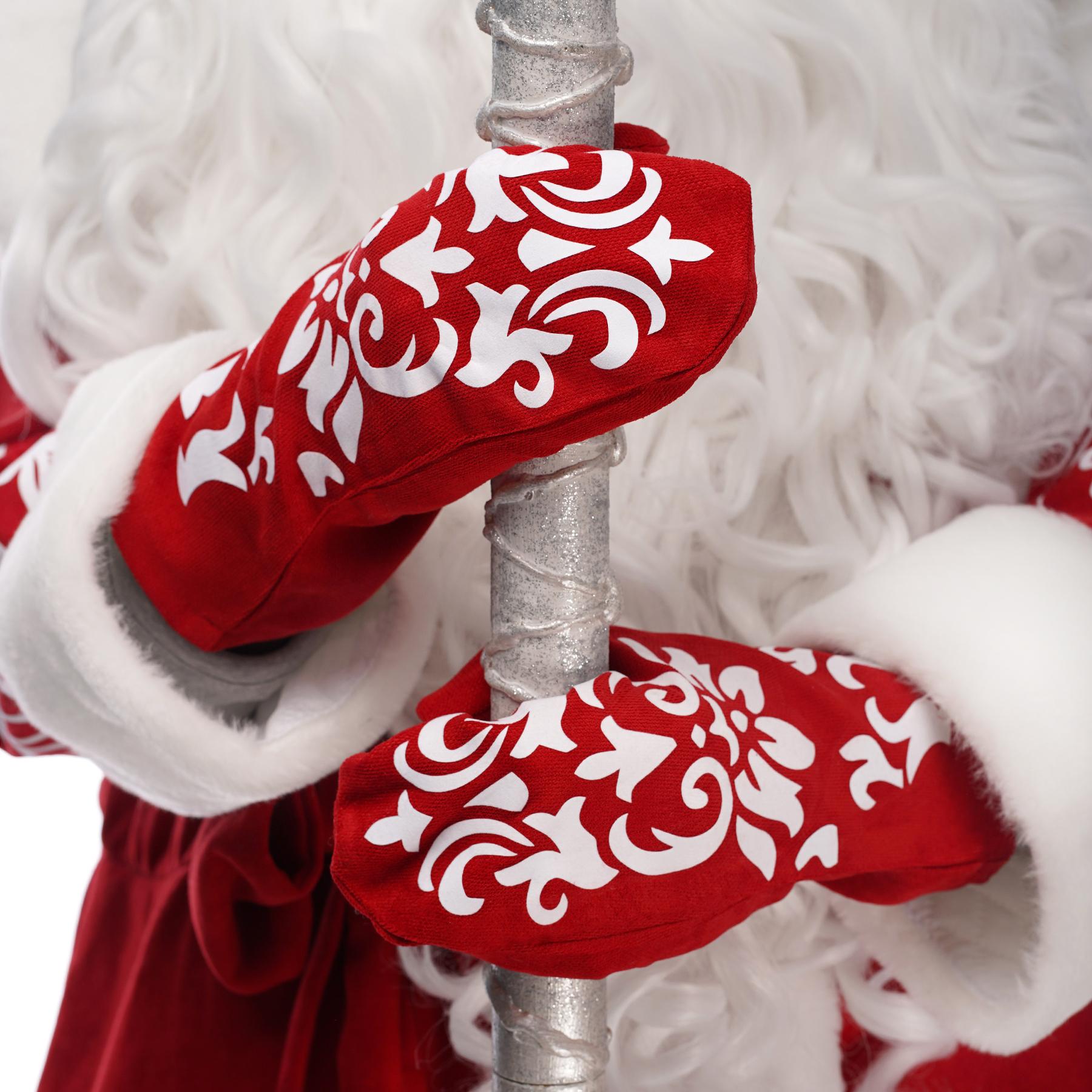 Перчатки Деда Мороза